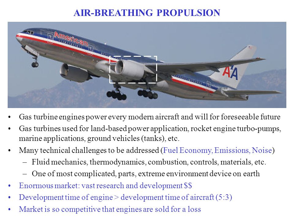 AIR-BREATHING PROPULSION