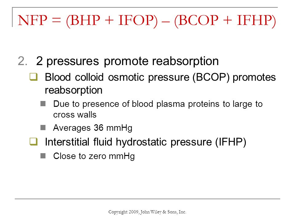 NFP = (BHP + IFOP) – (BCOP + IFHP)