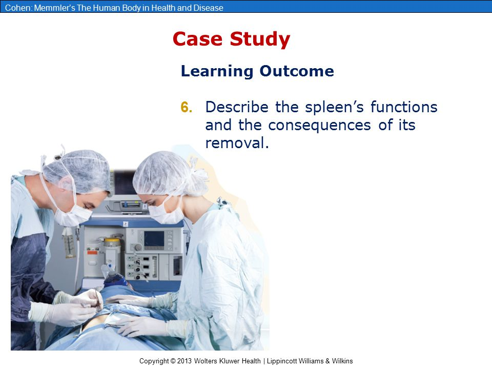 Case Study Learning Outcome