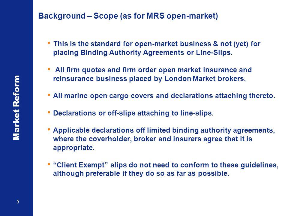 Binding Authorities Ec3 Brokers