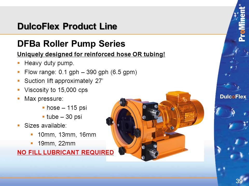 DulcoFlex Product Line