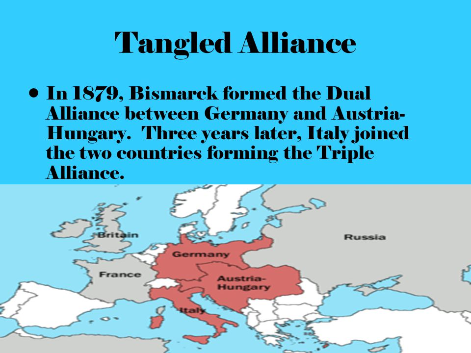 Tangled Alliance