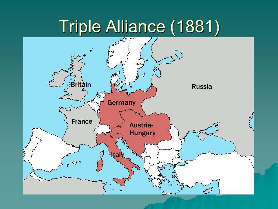 Triple Alliance (1881)