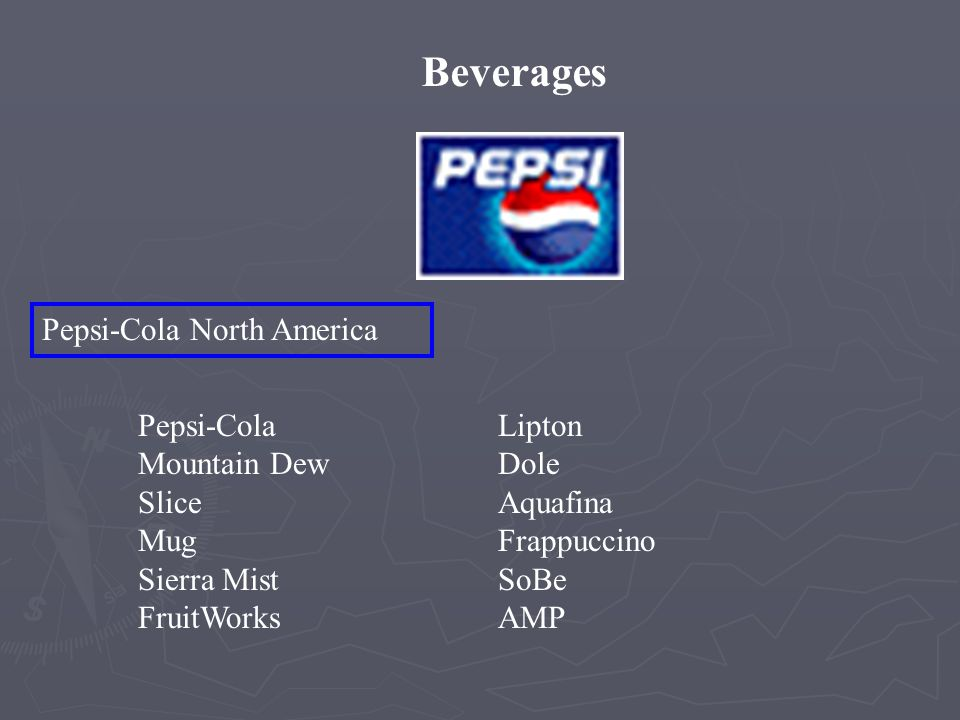 Beverages Pepsi-Cola North America Pepsi-Cola Mountain Dew Slice Mug