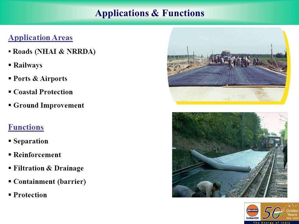 Applications & Functions