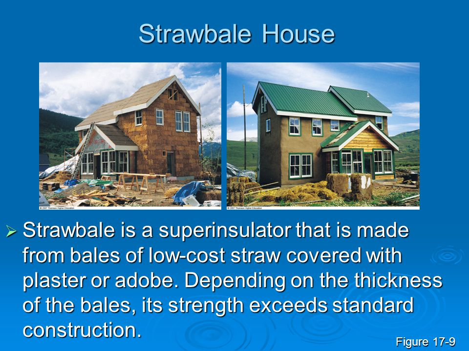 Energy efficiency and renewable energy ppt download for Adobe house construction cost