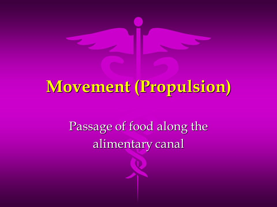 Movement (Propulsion)