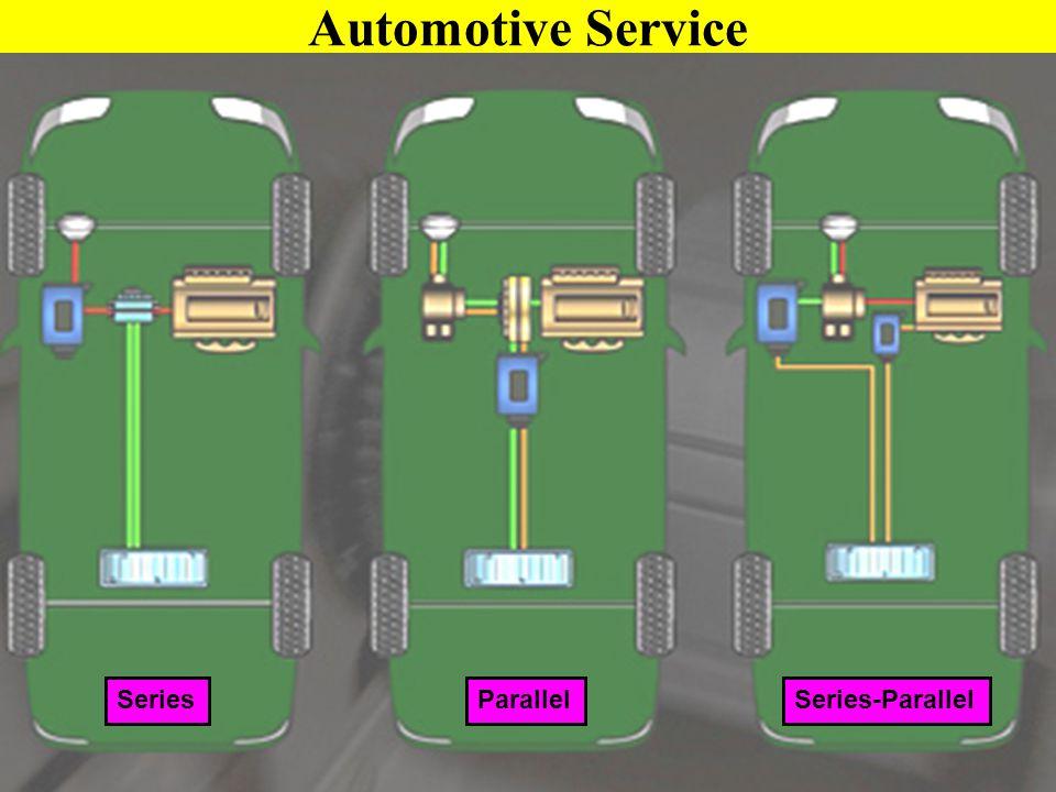 Automotive Service Series Parallel Series-Parallel