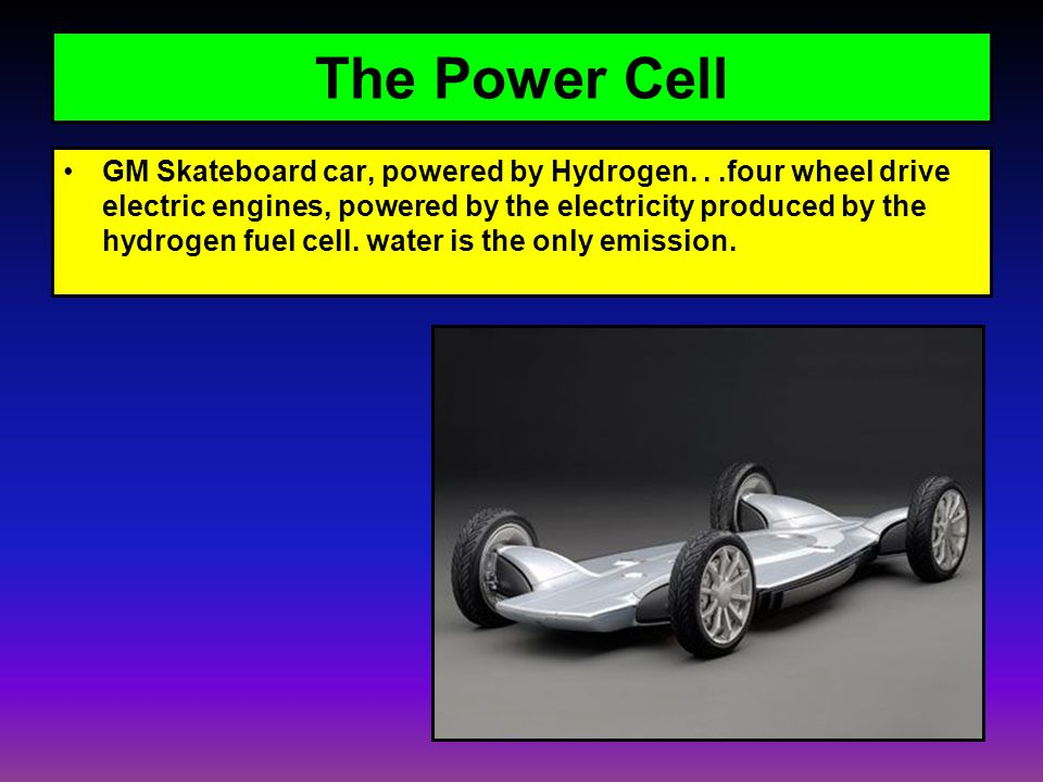 The Power Cell