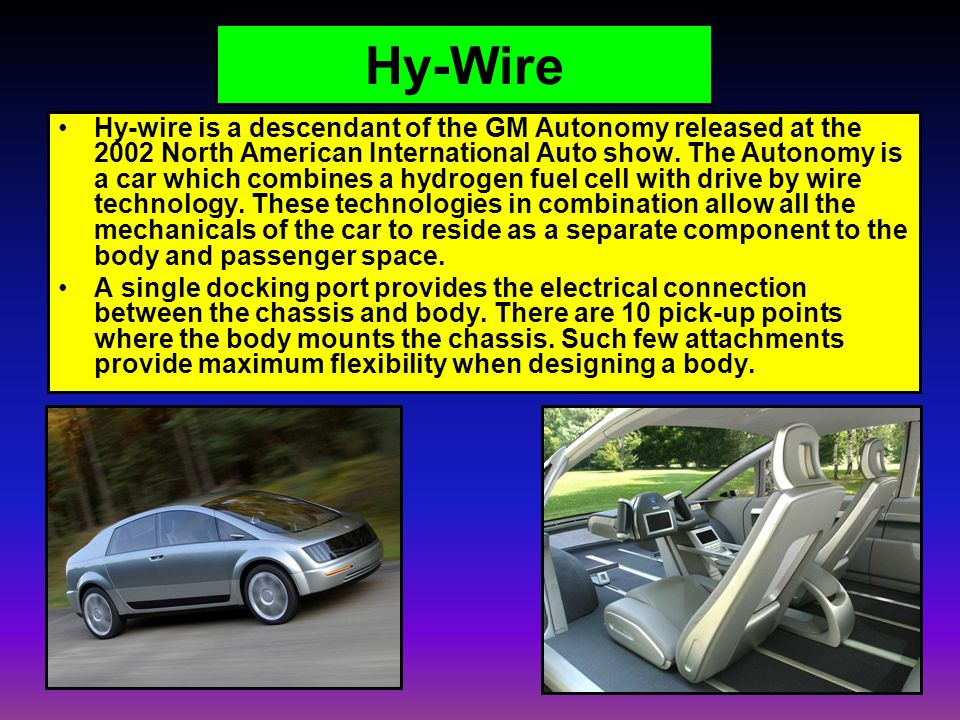 Hy-Wire