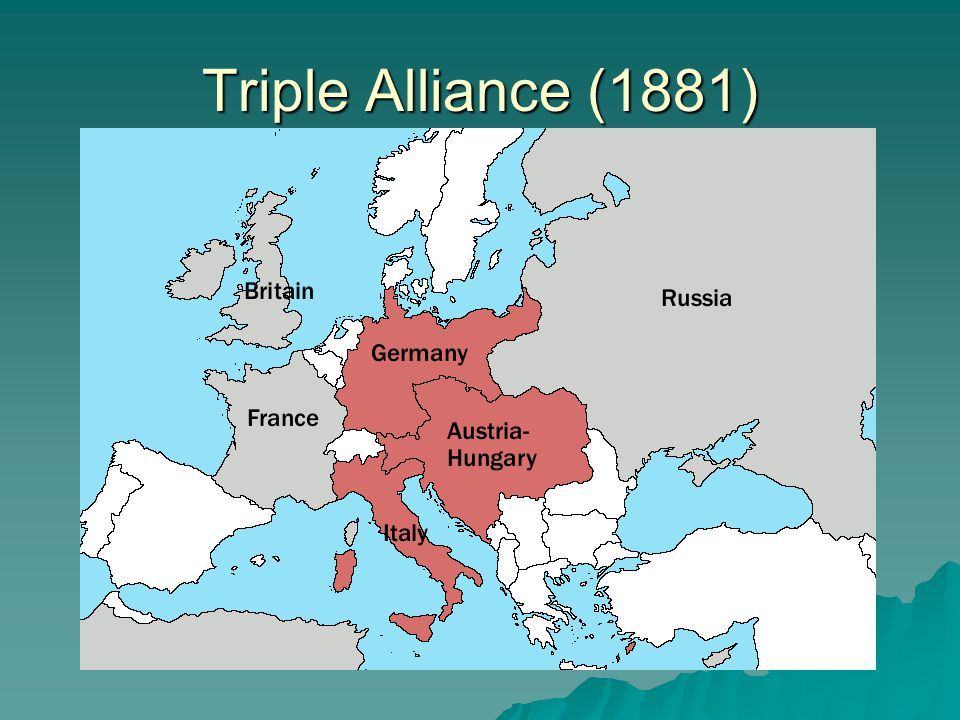 Triple Alliance (1881)