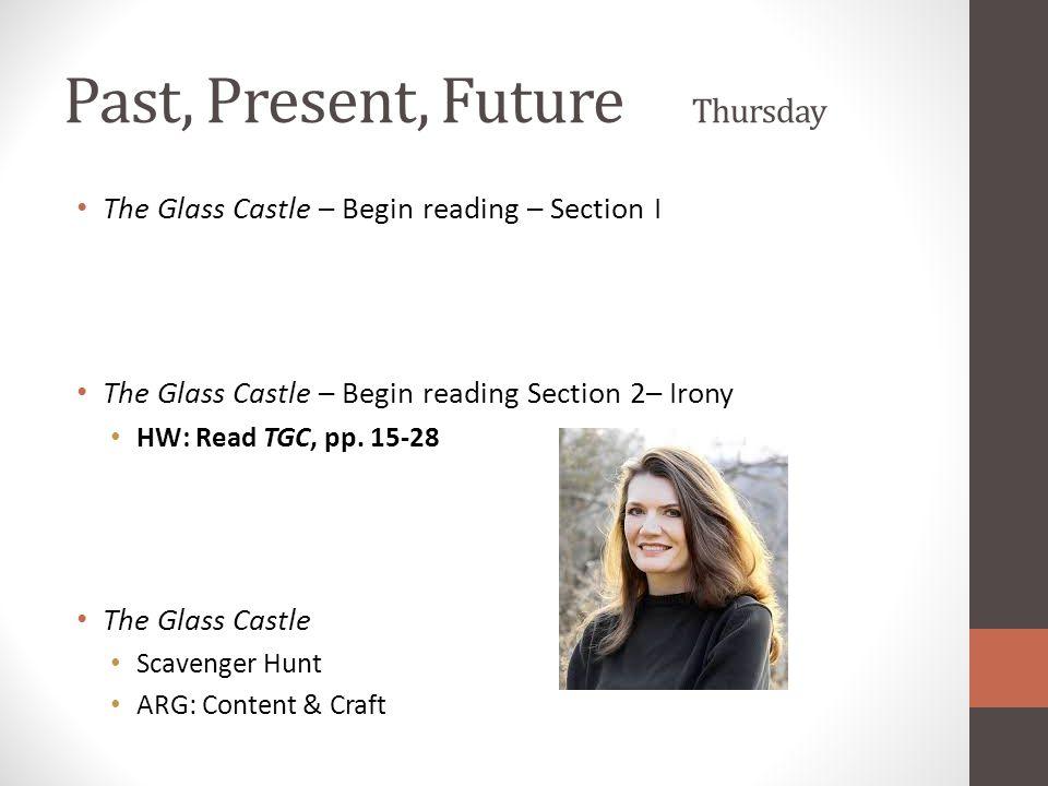 Past, Present, Future Thursday