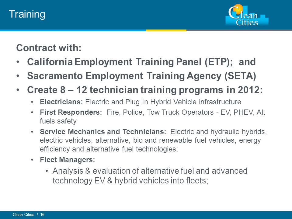 Training Contract with: