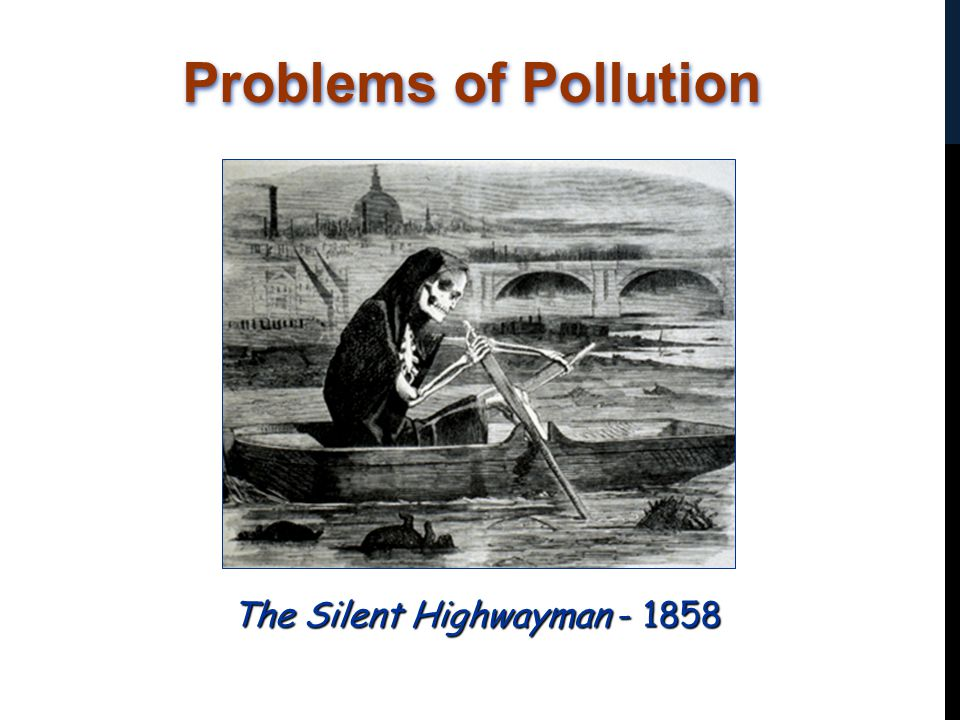 The Silent Highwayman - 1858