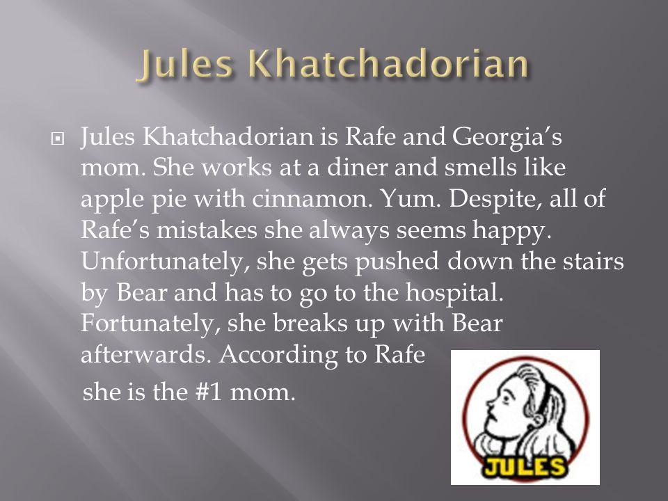 Jules Khatchadorian