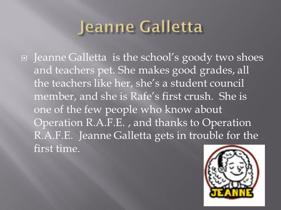 Jeanne Galletta