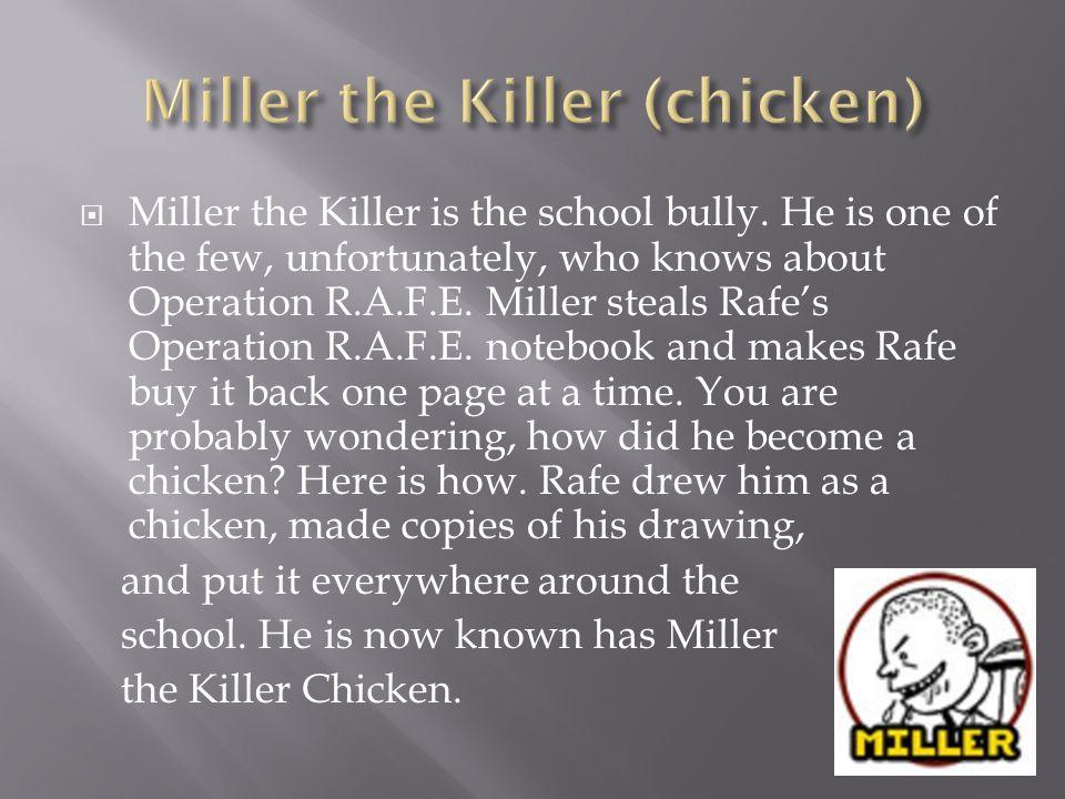 Miller the Killer (chicken)