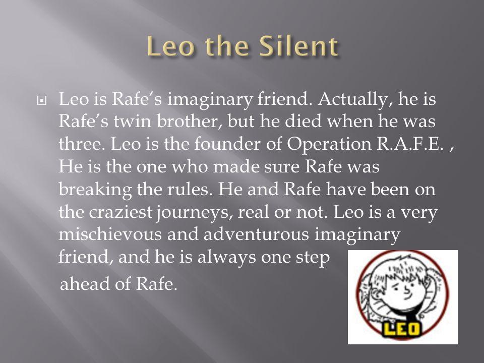 Leo the Silent