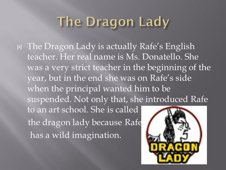 The Dragon Lady