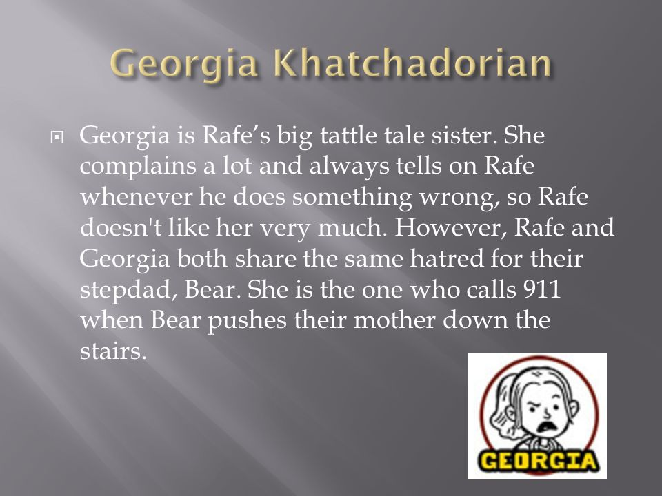 Georgia Khatchadorian