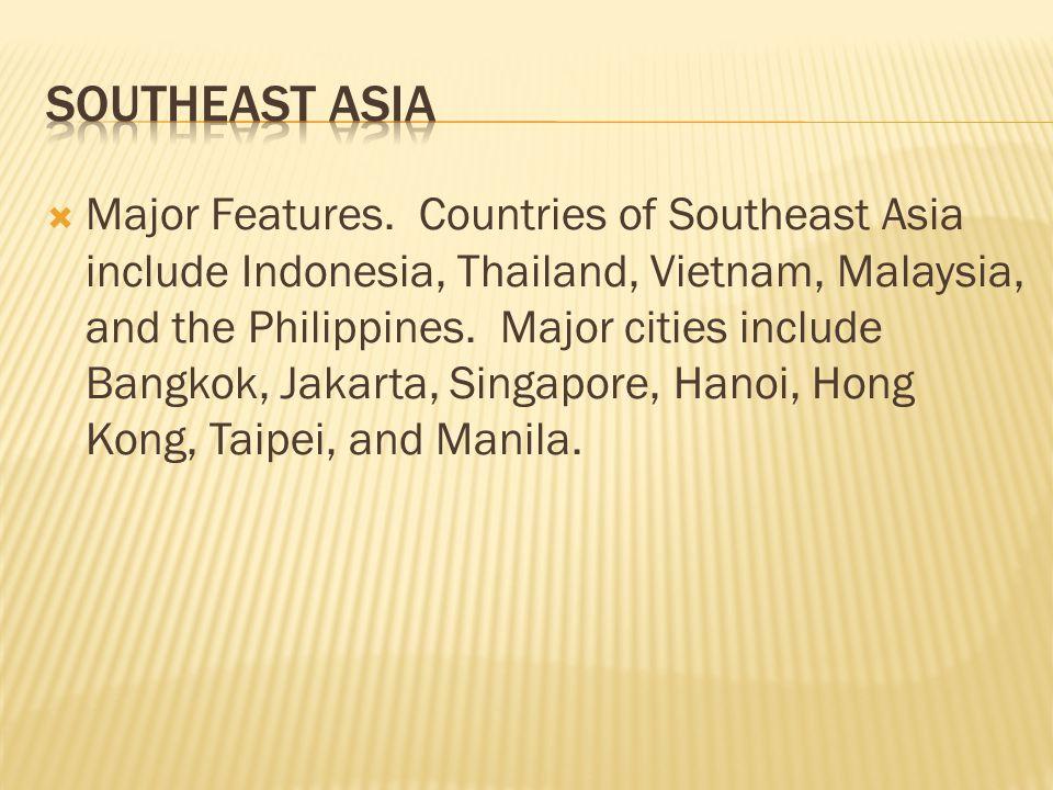 Southeast Asia