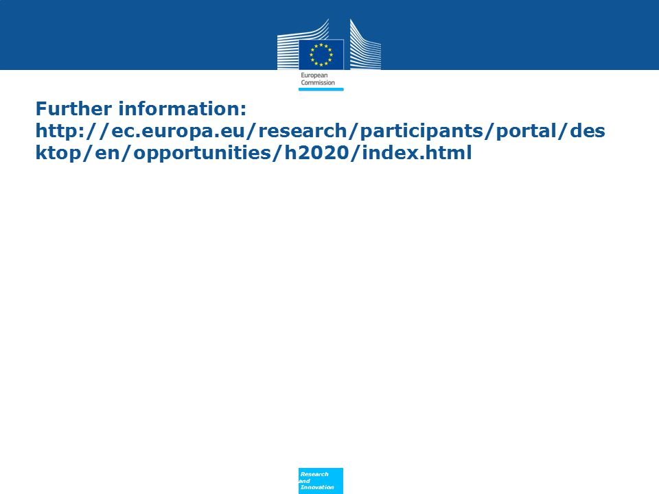 Further information: http://ec. europa