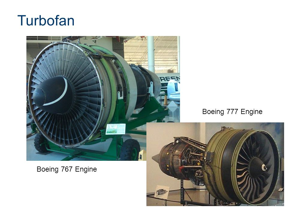 Turbofan Boeing 777 Engine Boeing 767 Engine Presentation Name