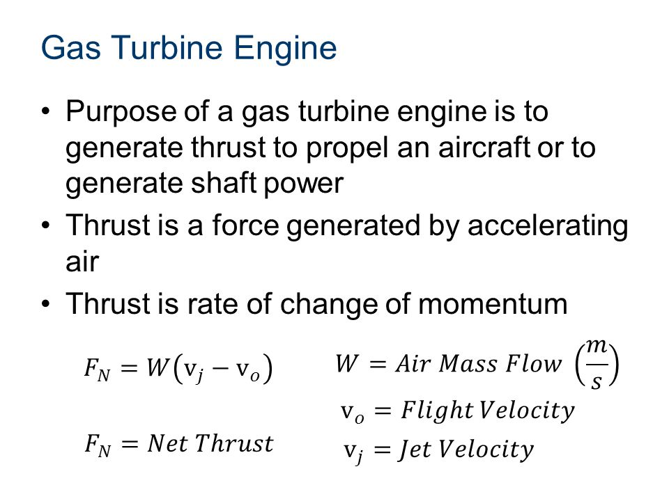 Presentation Name Course Name. Unit # – Lesson #.# – Lesson Name. Gas Turbine Engine.
