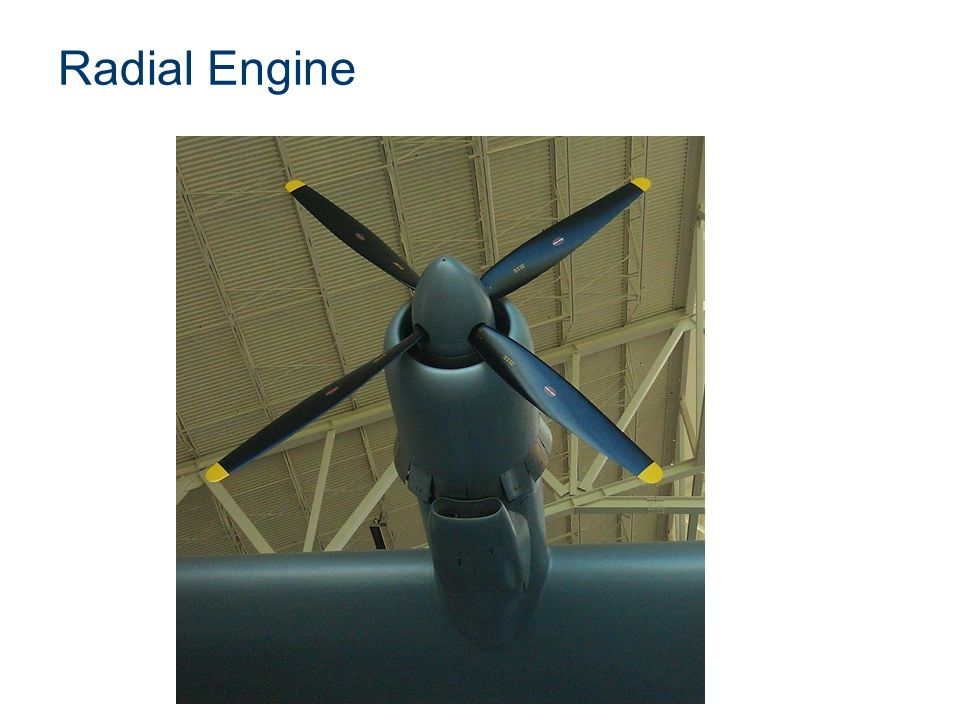 Radial Engine Presentation Name Course Name