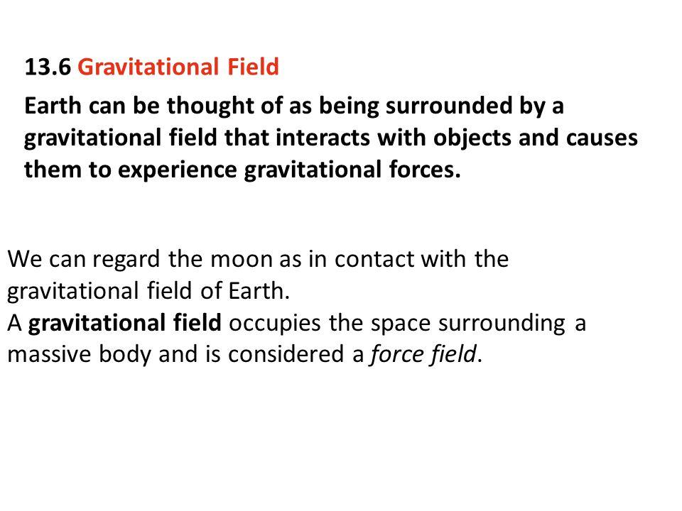13.6 Gravitational Field