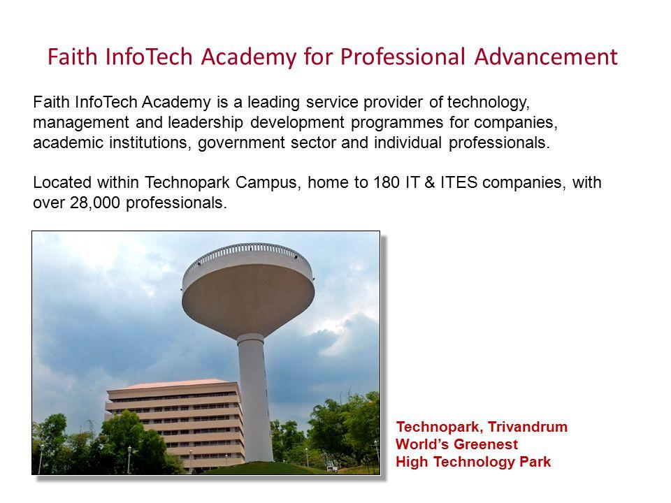 Faith InfoTech Academy for Professional Advancement