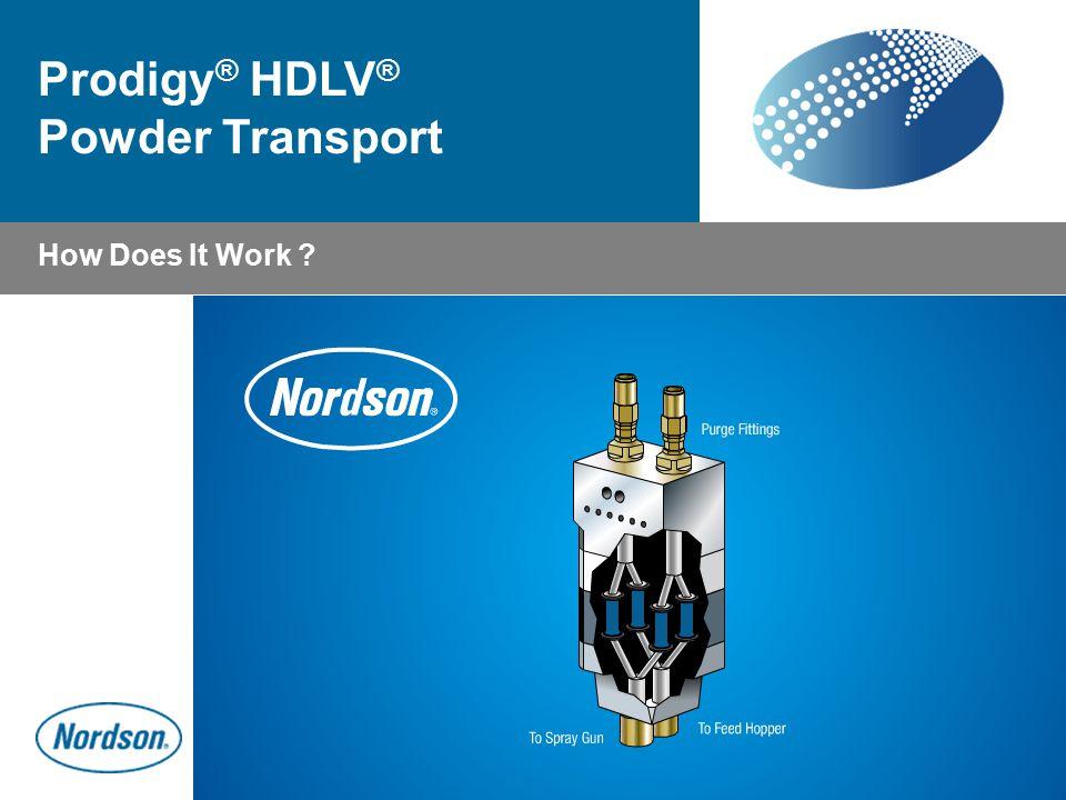 Prodigy® HDLV® Powder Transport