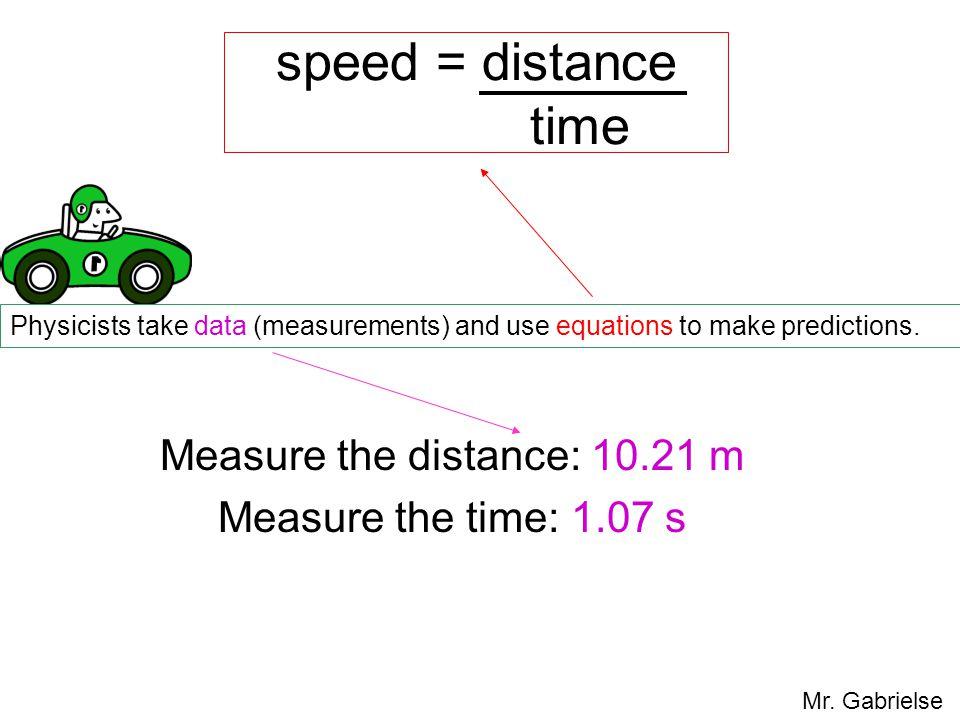 Measure the distance: 10.21 m