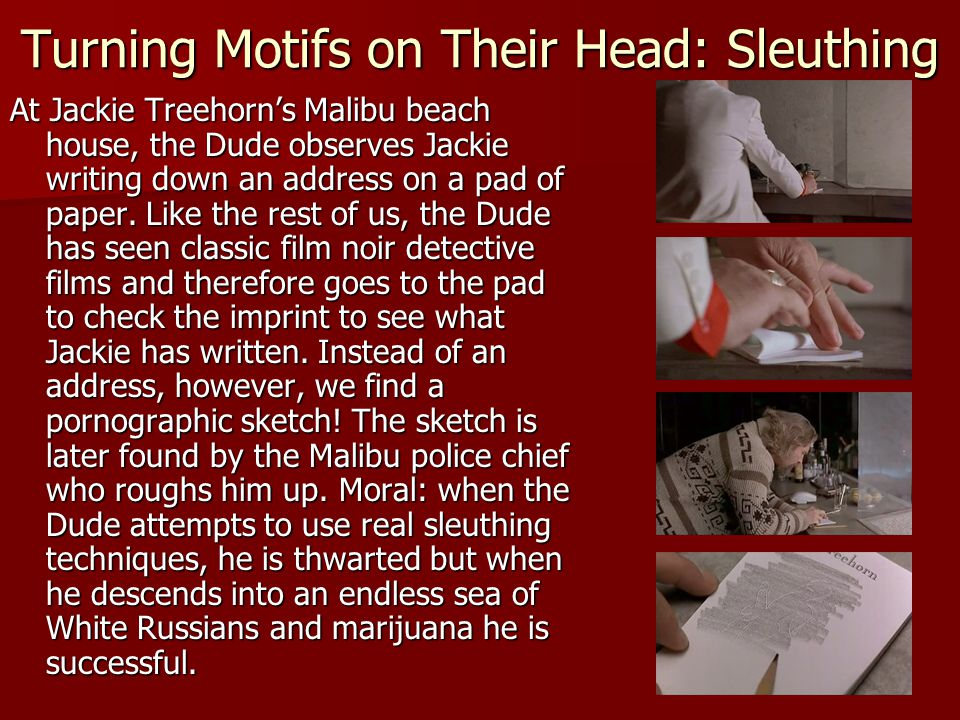 Turning Motifs on Their Head: Sleuthing