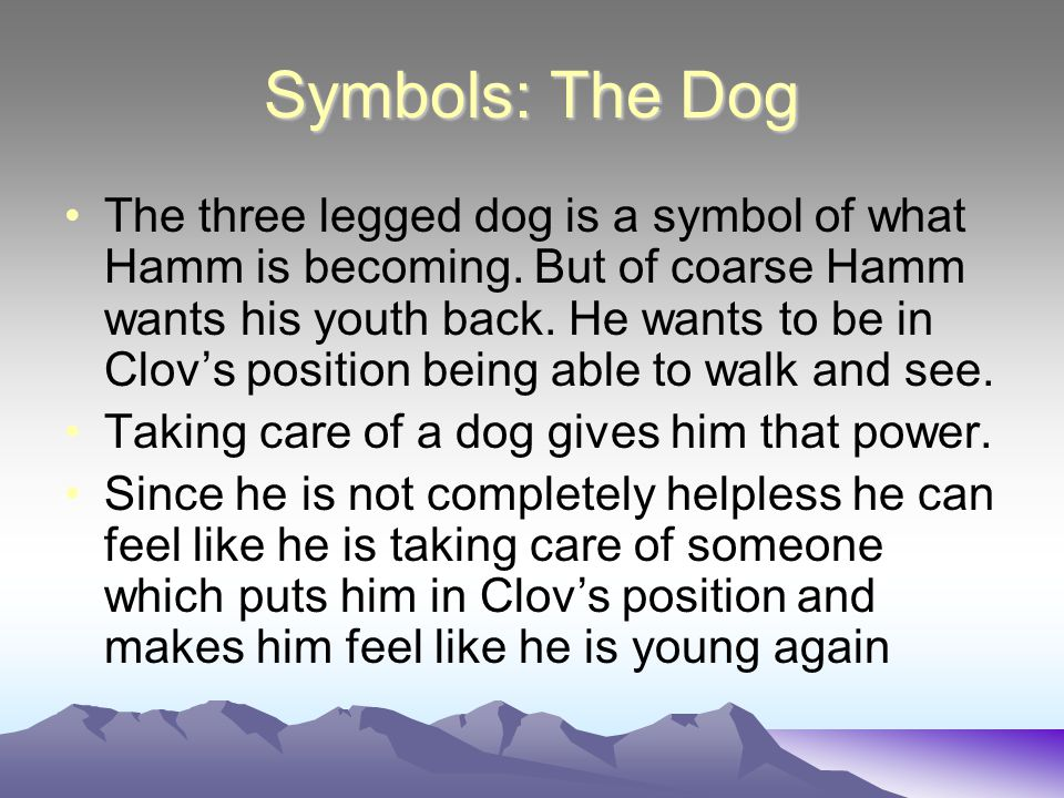Symbols: The Dog