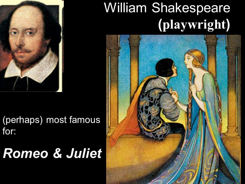 William Shakespeare (playwright)