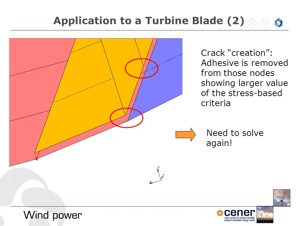 Application to a Turbine Blade (2)