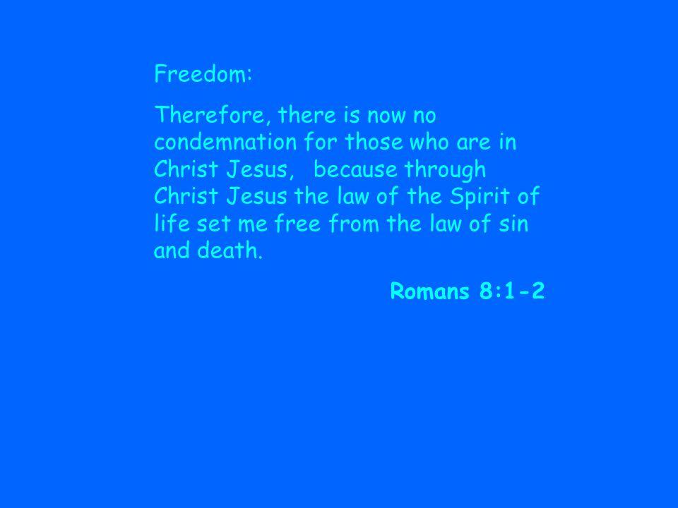 Freedom:
