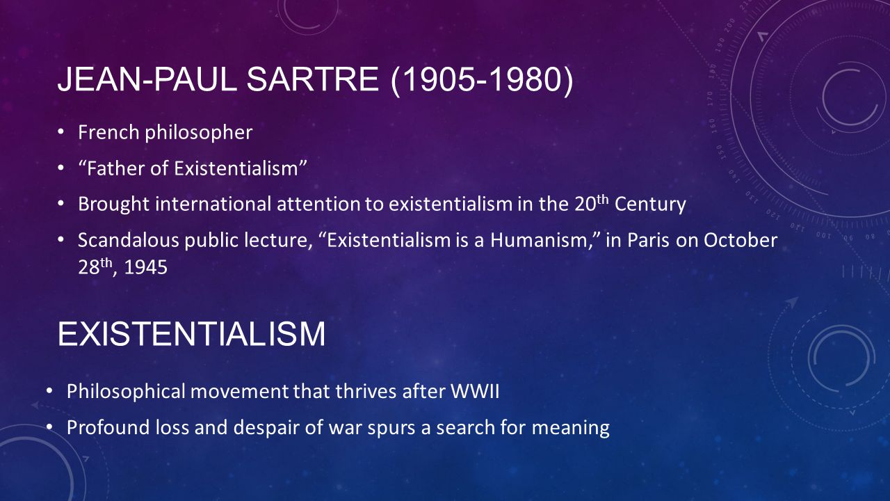 fatalism vs existentialsim grendel Existentialism vs nihilism existentialism and nihilism are schools of thought that are similar in beliefs prompting many to mention them in the same breath.