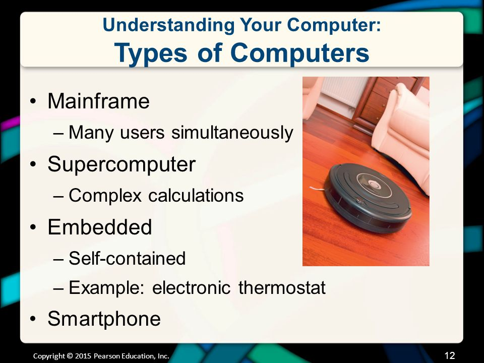 Input Devices Enter data and instructions Examples of input devices
