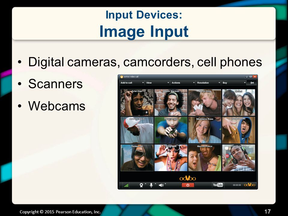 Input Devices: Sound Input
