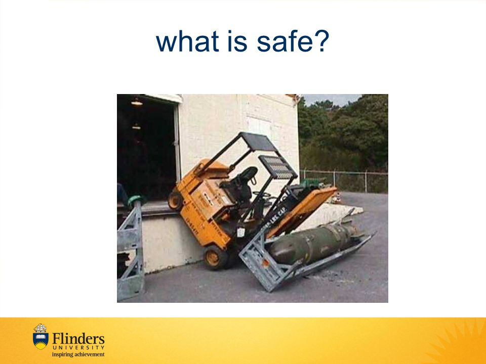 what is safe