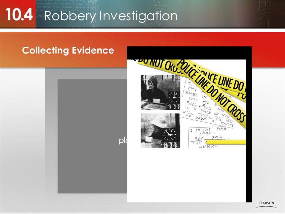 Robbery Investigation