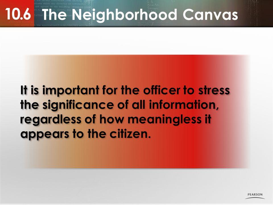 The Neighborhood Canvas