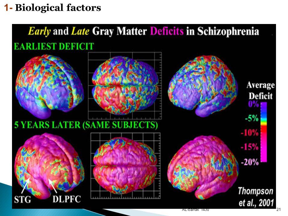 1- Biological factors AL-barrak 1430
