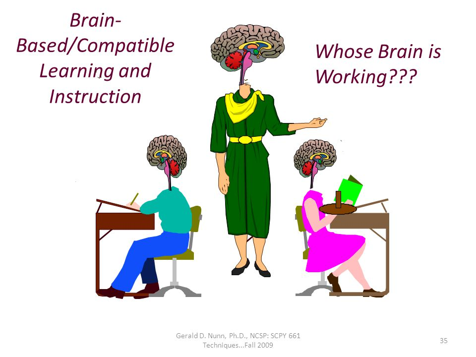 Brain-Based/Compatible Learning and Instruction