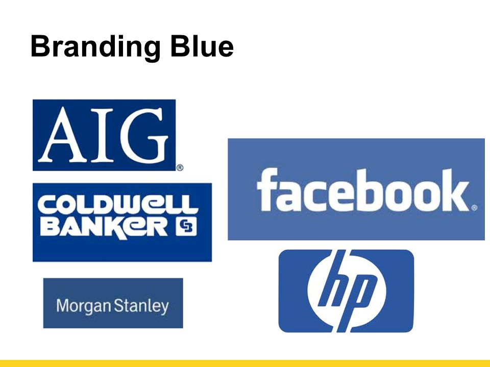 Branding Blue