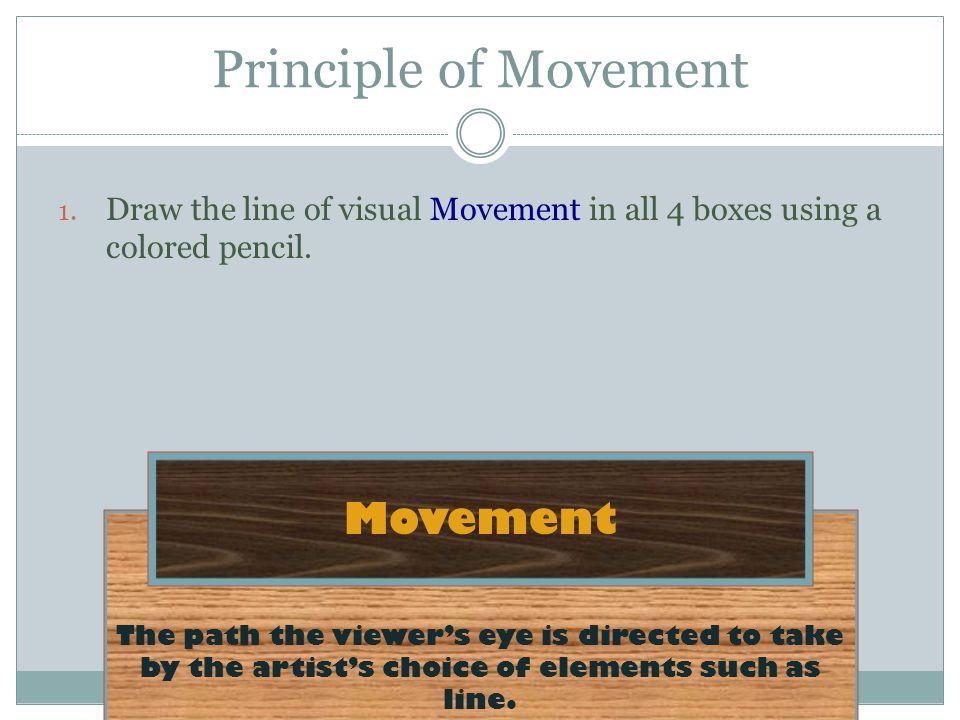 Principle of Movement Movement