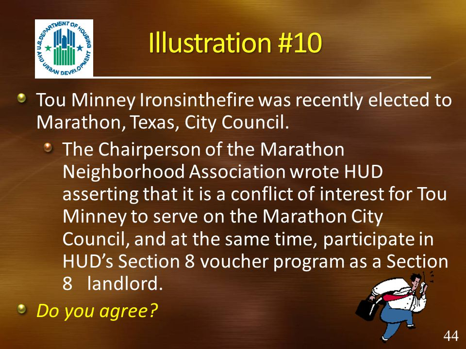 Illustration #10 Tou Minney Ironsinthefire was recently elected to Marathon, Texas, City Council.