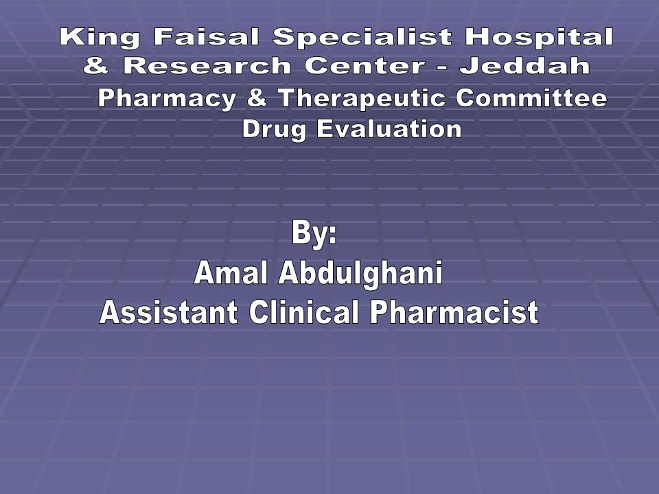 King Faisal Specialist Hospital & Research Center - Jeddah
